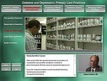 Diabetes & Depression - Adult Learners - MediaDesigns, Inc.